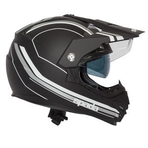 SPADA Intrepid Delta Black/White