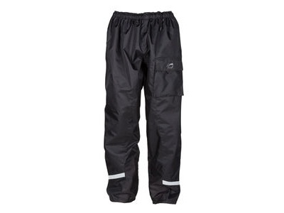 SPADA Textile Aqua Quilted No Armour Trousers Black