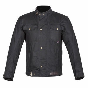 SPADA Textile Jacket Union Wax Black*