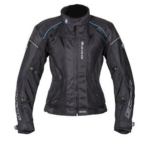 SPADA Textile Jacket Air Pro Seasons CE Black