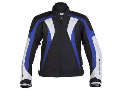 SPADA Textile Jacket RPM Black/Blue*