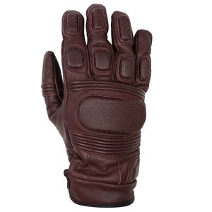 SPADA Leather Gloves Clincher CE Java