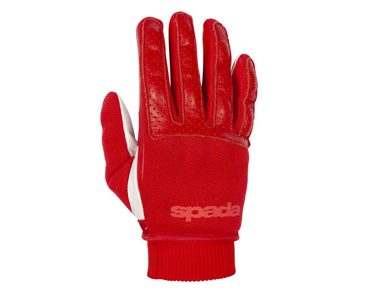 SPADA Textile Gloves Chase CE Red click to zoom image