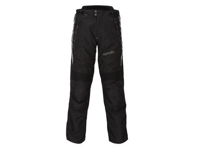 SPADA Textile Trousers Camber Proof CE Black