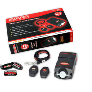 DATATOOL S4 C1 Red Alarm / Immobiliser