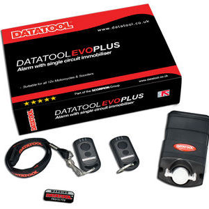 DATATOOL Evo Plus - Compact Self Fit Alarm